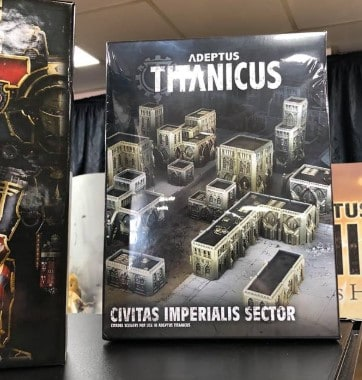 GW's Adeptus Titanicus Rules Previews & More - Spikey Bits