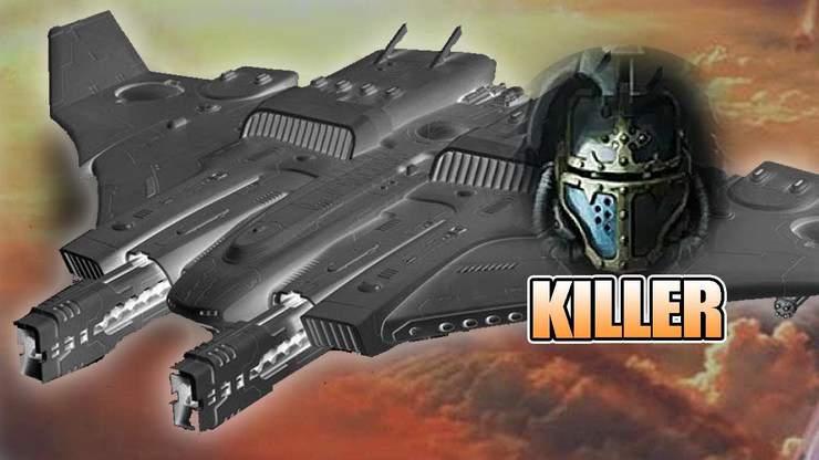 Tau's Knight & Titan Killer: Tiger Shark Unbox & Build