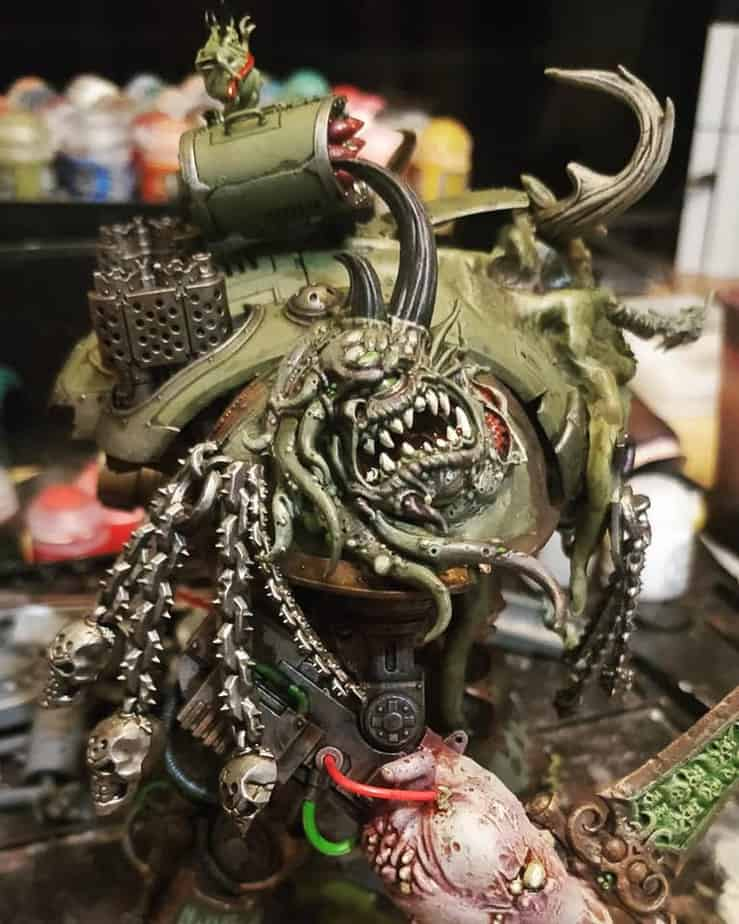 Death Guard Nurgle