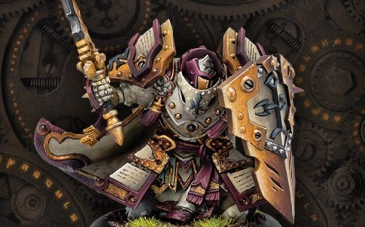 Feature Privateer Press