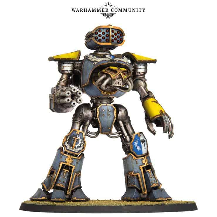 Overlord Warhammer 40k Titan: Space Marines, Chaos, Planets