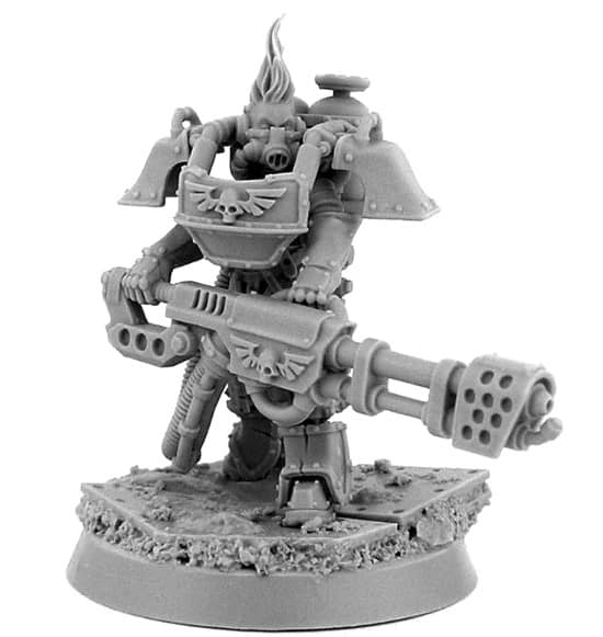 Summer Heats Up With New Miniatures From WGE - Spikey Bits