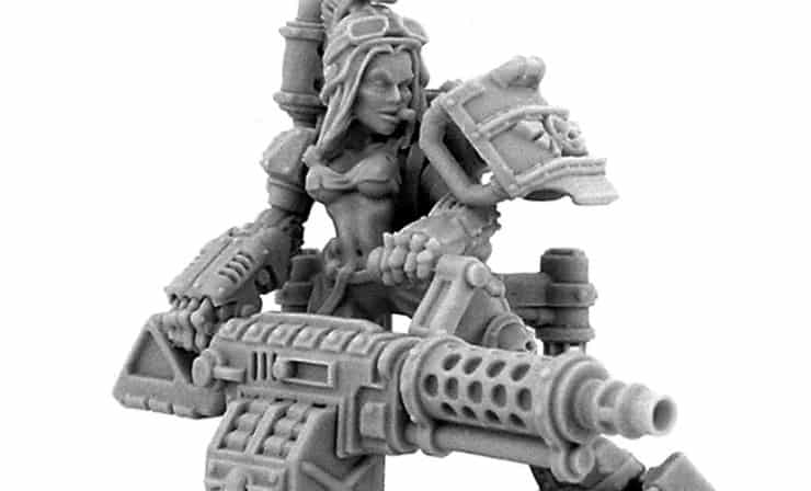 Wargame Exclusive Imperial Puncher