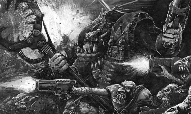 Ork Feature