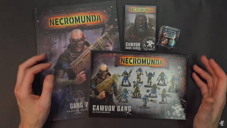 Necromunda: Gang Wars 4 & Cawdor REVIEW