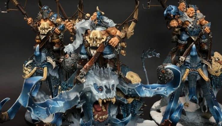 beastclaw raiders showcase