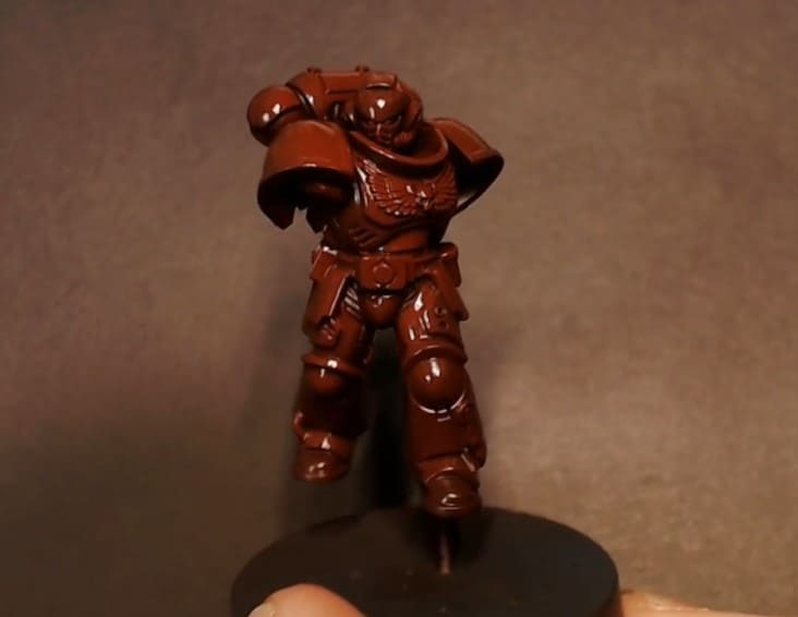 Secrets to Painting Blood Angels Armor Red - Spikey Bits