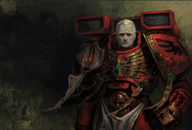 blood angel Faction Keyword 40k, A Tournament to Stop the Cheese?