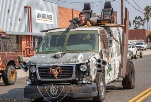 Wasteland Weekend The Orkiest Car Show In El Segundo Spikey Bits - El segundo car show