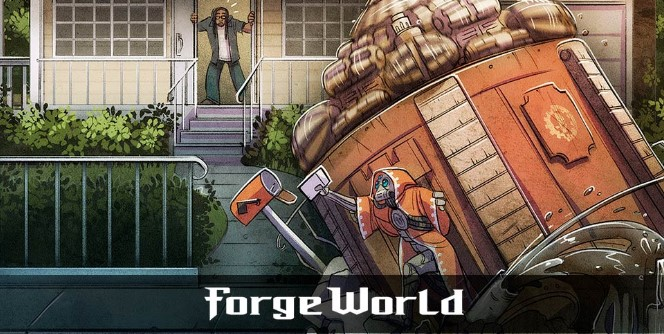 Forge World Raise Prices Substantially For US Customers