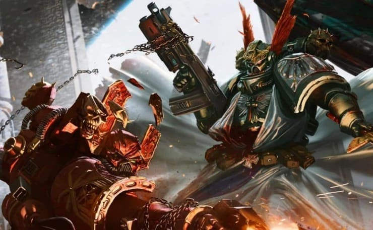 kharn azrael chaos space marine heroes series 1 2 3