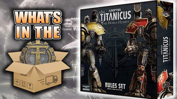 ADEPTUS TITANICUS RULEBOOK PDF