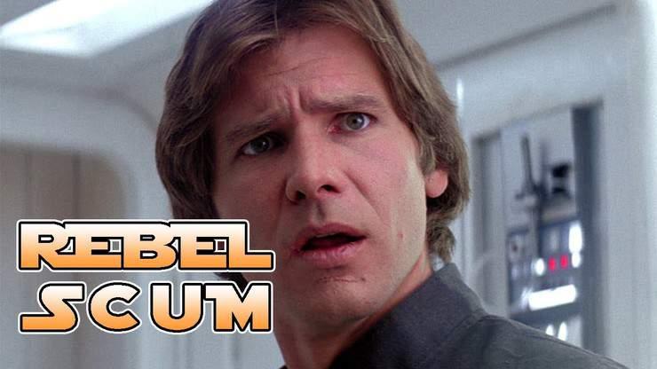 Han Solo & Rebel Commandos: Legion Unbox & Build