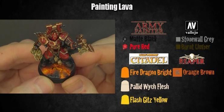 painting lava quick Only One Week Left: $10 Miniature Crates for SEPT