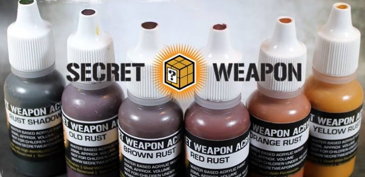 secret weapon minis hor wal