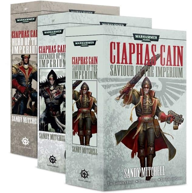 Ciaphas Cain Omnibus Collection