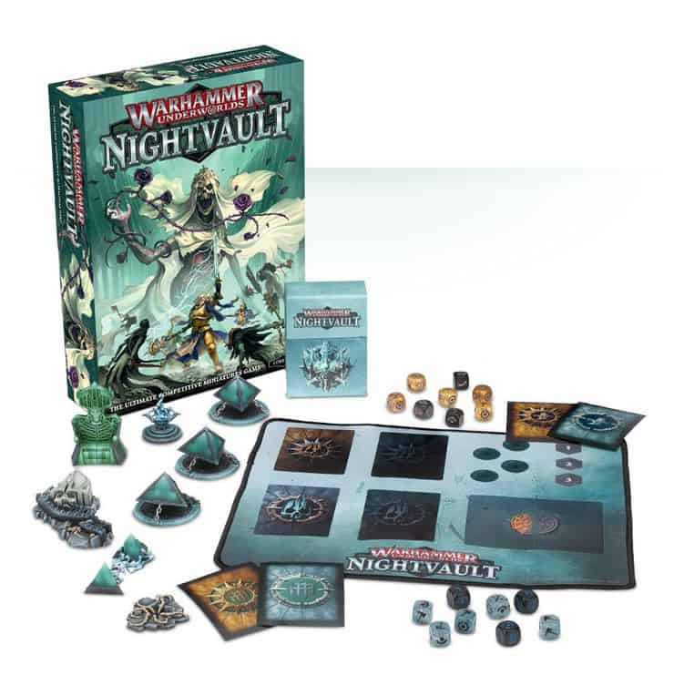 Nightvault New Release Collection