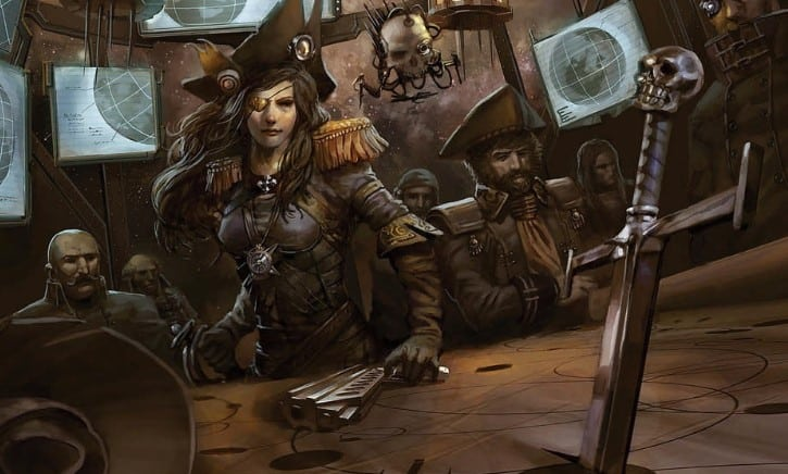 Rogue Trader Feature