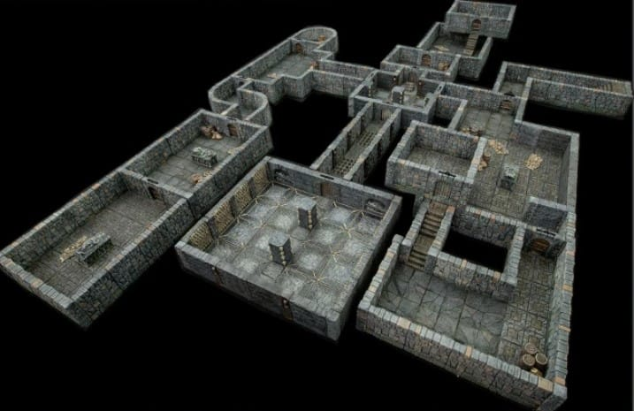 Rampage Dungeon