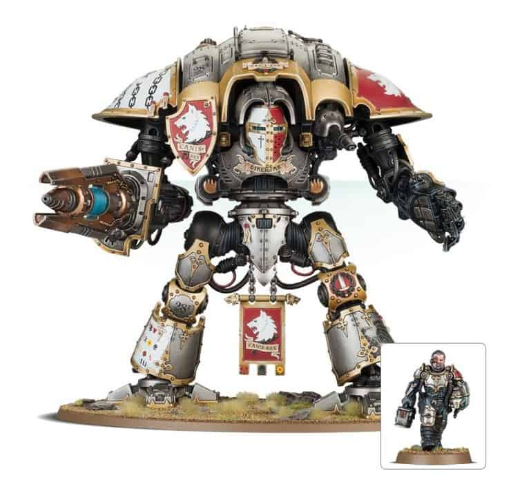 How To Magnetize Preceptor & Canis Rex: New Bits