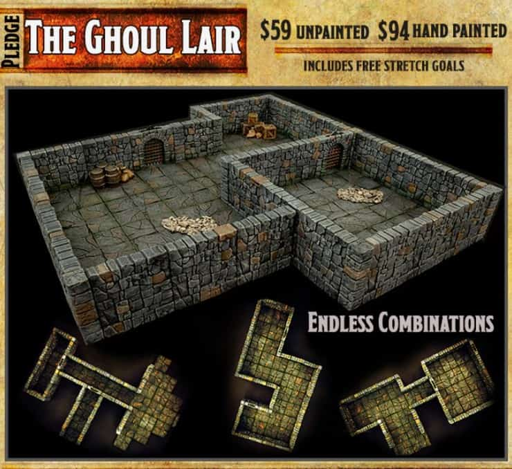The Ghoul Lair Pledge 1