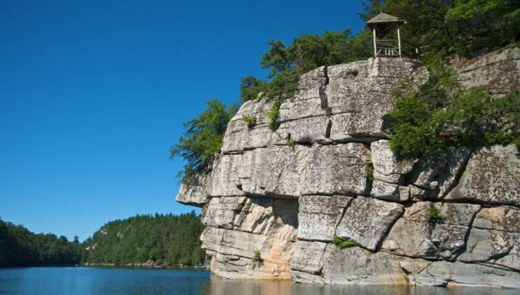 cliff terrain wal hor