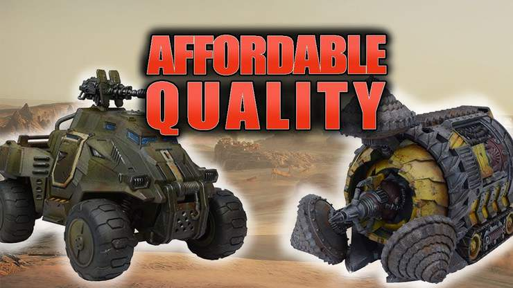 Affordable Quantity: Vehicles For Less Mantic Unboxing