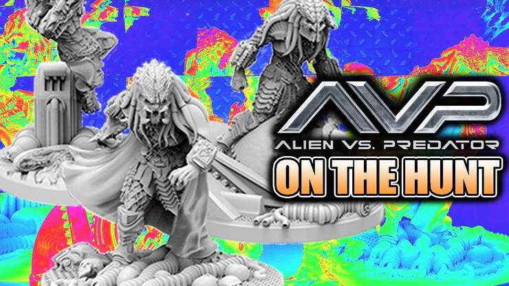 Best AVP Models Yet: Predator Elders & Aliens Evolved