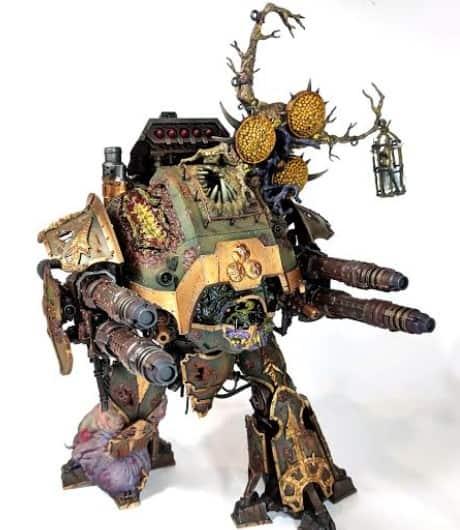 nurgle titan 2