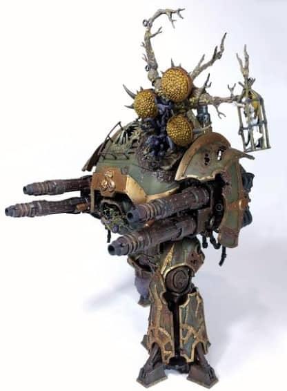 nurgle titan 3