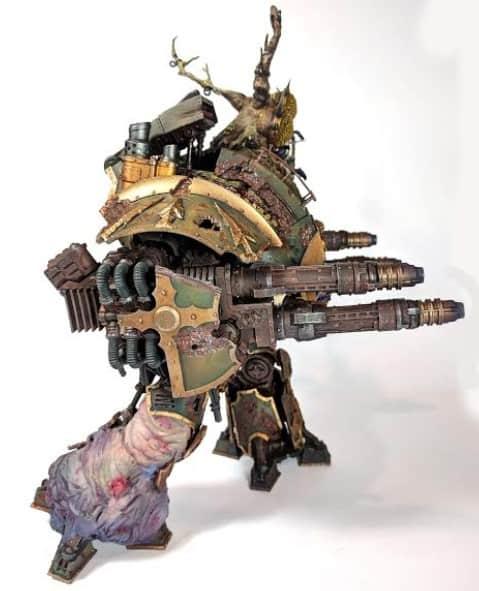 nurgle titan 5