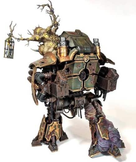 nurgle titan 6