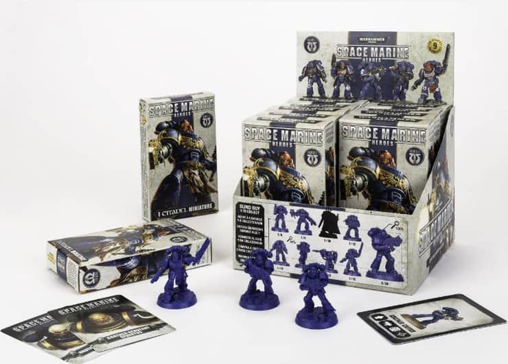 New Space Marines Coming in November
