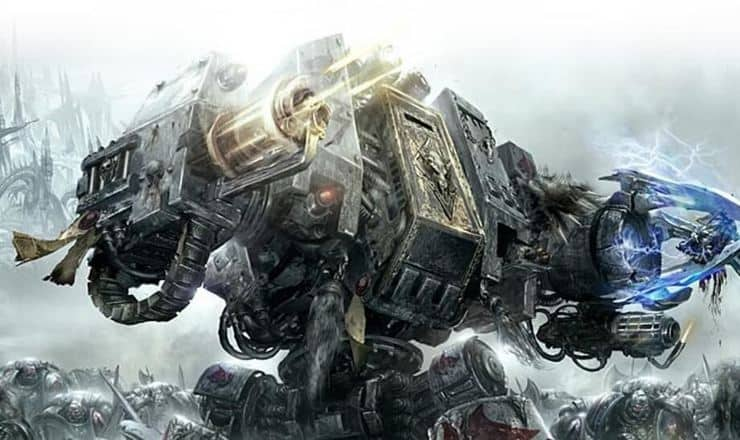 bjorn fell handed space wolves