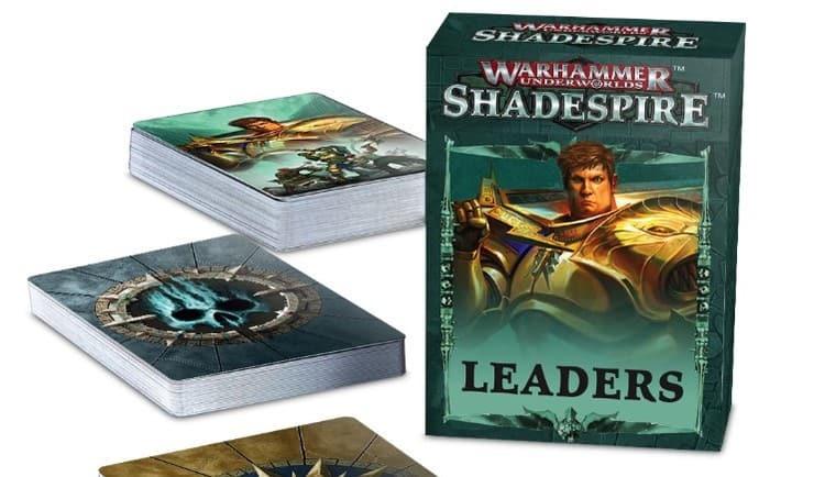 Underworlds leaders pack