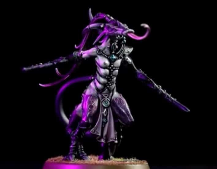 fiend 1 RUMORS: Codex Slaanesh & Daemon Primarch Fulgrim
