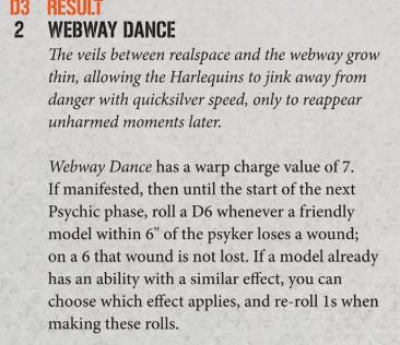webway dance