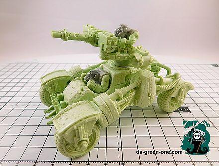 heavy buggy