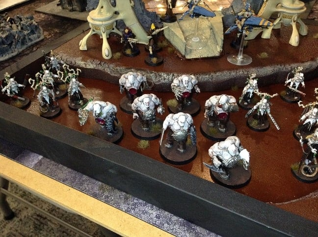 Unspeakable Forms of Torture: Armies on Parade - Spikey Bits