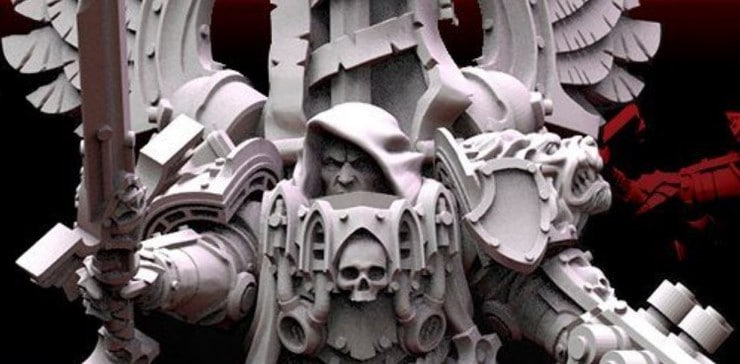 New Space Marines, China Recasts, & Blackstone Fortress