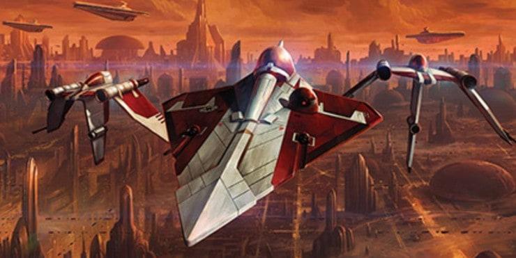 x-wing 2.0 clone wars
