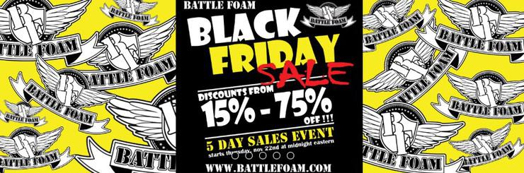 2018 Cyber Monday Wargaming Sales Are Here Spikey Bits You will find the latest battle foam coupons & deals added by thinkup users and be sure to take advantage of these offers before checking out at us.battlefoam.com. 2018 cyber monday wargaming sales are