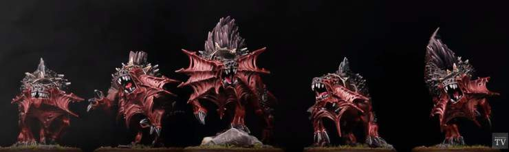 khorne hounds wrath & rapture