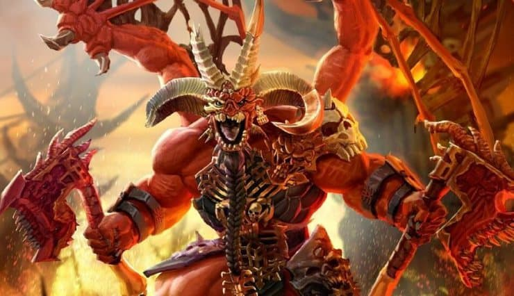 Wrath & Rapture: Playing Khorne at 2000 Points! - Spikey Bits