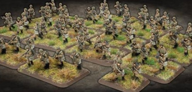 Soviet Company Box Sets For Flames of War - Spikey Bits
