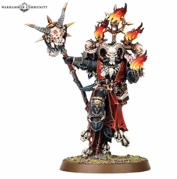 New GW Chaos Daemonkin Rules & Traits CONFIRMED - Spikey Bits
