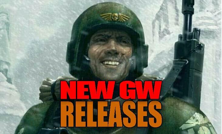 GW's 2019 New Release Summer Roadmap LATEST - Spikey Bits