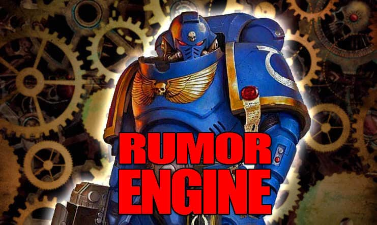 25 New GW Models On The Way? Rumor Engine LATEST - Spikey Bits