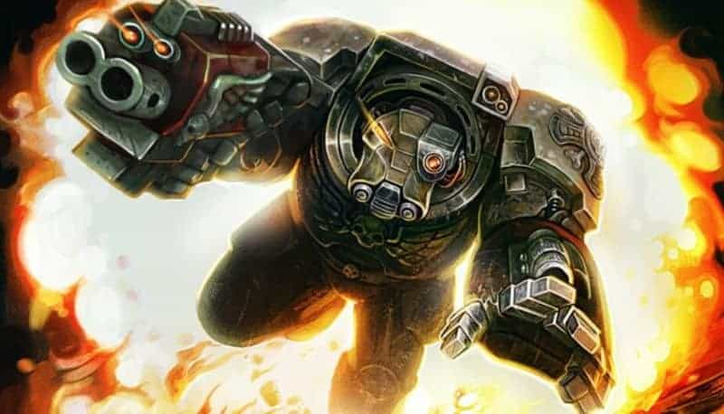 New Forge World, Space Marines Models & Rules: LATEST - Spikey Bits