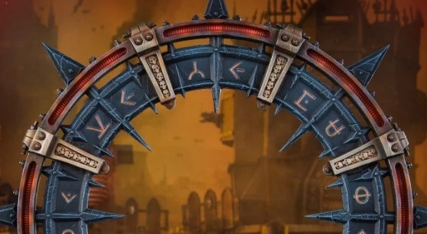 The Noctilith Crown rules chaos stargate